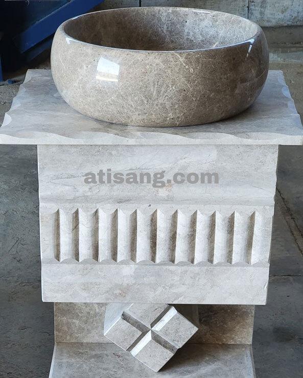فراوری انواع مصنوعات سنگی