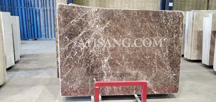 سنگ ساختمانی مرمریت قهوهای مرودشت معروف به آتی براون