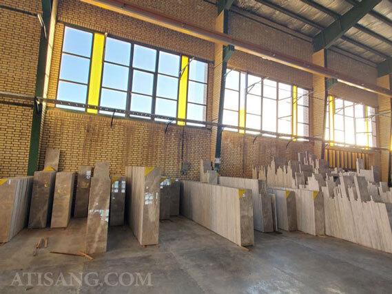 بهترین و مناسب ترین سنگ های پله سیلک امپرادور برای نمای ساختمان