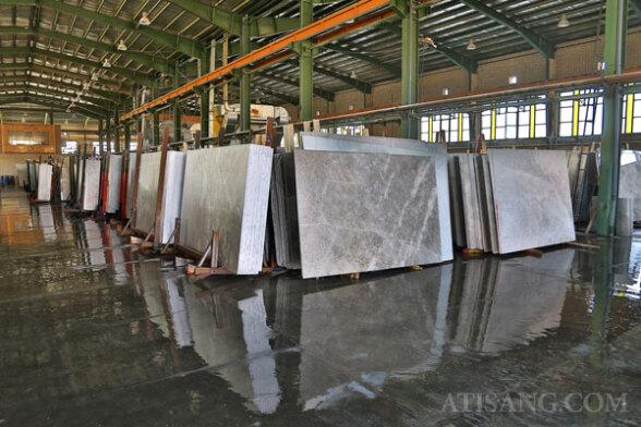 سنگ صادراتی مرمریت سیلک امپرادور مناسب برای نمای ساختمان