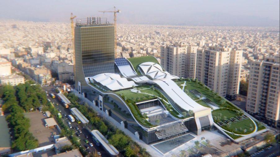 مجتمع مگاپارس تهران