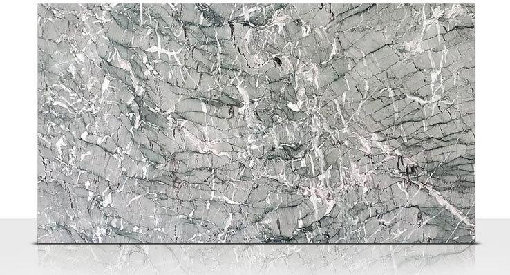 سنگ اسلب مرمریت کویر سبز | گروه آتی سنگ