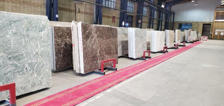 گروه آتی سنگ تولید کننده انواع سنگ ساختمانی