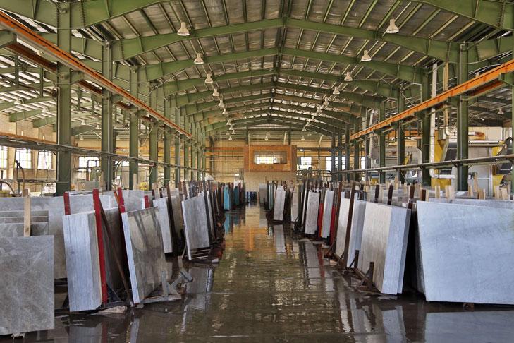 تولید انواع سنگ مرمریت و چینی آتی سنگ