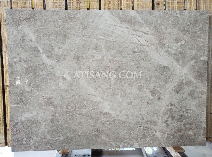 مرمریت خاکستری لایت مناسب برای کفپوش، سنگفرش، نمای ساختمان، کانتر آشپزخانه و دکوراسیون داخلی