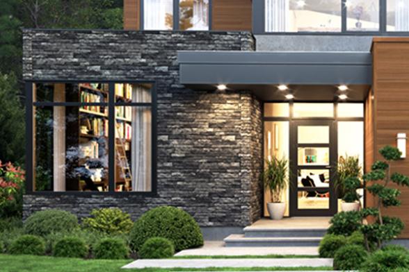 سنگ مرمریت مناسب نمای خارجی و داخلی ساختمان